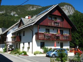 Apartment Bohinj Na vasi #4, 2-6 pers., attic - Bohinjska Bistrica vacation rentals