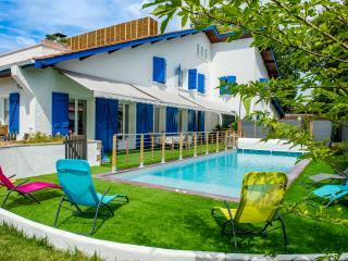 Maison Typique du Bassin d'arcachon, RDCH  piscine - Andernos-les-Bains vacation rentals