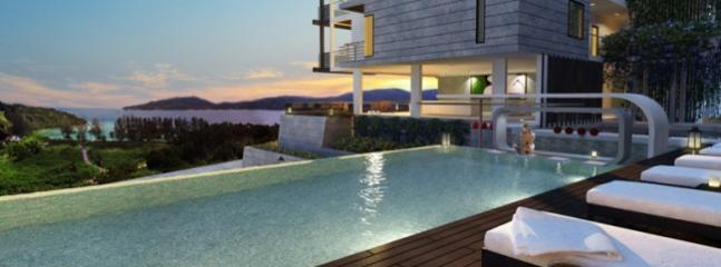 V004-7 Bedroom Sea View Villa in Kamala Beach - Kamala Beach vacation rentals