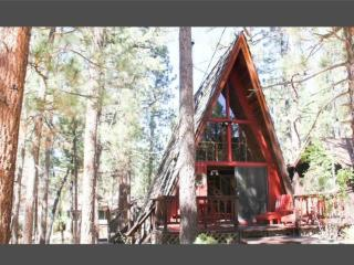 1 bedroom House with Deck in Big Bear City - Big Bear City vacation rentals