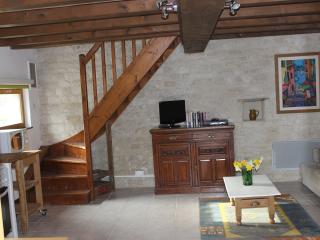 The Barn: one of 3 gites in pretty french village - Dampierre-sur-Boutonne vacation rentals