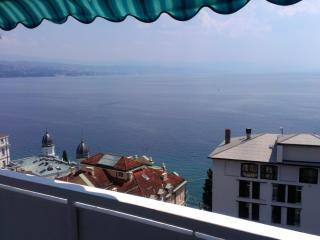 Luxury studio apartment for 2 + 1 child - Opatija vacation rentals