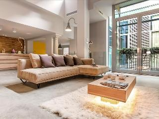 Elegant and luxury loft-style apartment - Milan vacation rentals