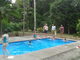 3BR Jungle House w/pool on 8 acres near Beach,Town - Puerto Viejo de Talamanca vacation rentals