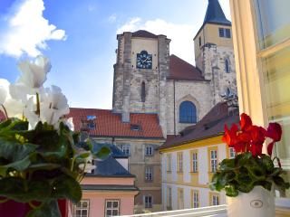 Beautiful Old Town Square Apartment with views - Prague vacation rentals