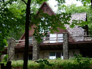 Charming Chalet with Deck and Internet Access - Wells vacation rentals