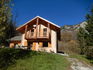 Spacieux Chalet dans hameau de montagne - Freissinieres vacation rentals