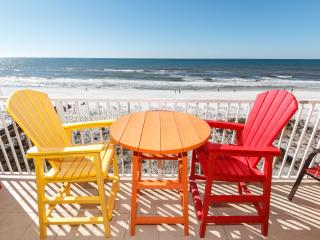 """Gulf Dunes Unit 507"" Gulf Front, Unique Nautical Decor, breathtaking view!!! - Fort Walton Beach vacation rentals"