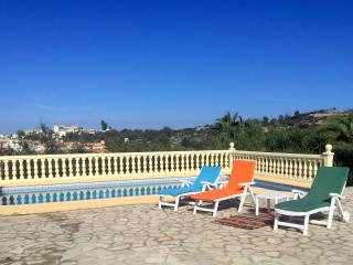 Luxury Villa with great view to the sea and the mo - Rafol de Almunia vacation rentals