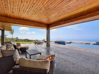Gated, Private, Infinity Pool with Stunning Unobstructed Ocean Views! - Kailua-Kona vacation rentals