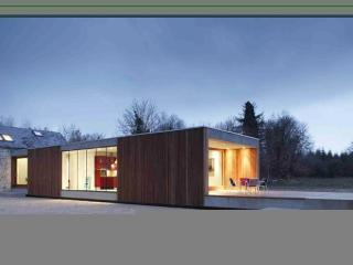 Boho chic contemporary self-catering on 10 acres - Ballymahon vacation rentals