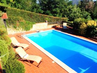 Villa with pool on the hills near 5 terre area - Podenzana vacation rentals