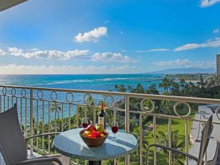 Beachfront Condo with Breathtaking Views! - Honolulu vacation rentals