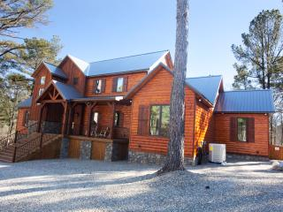 Call It A Day Luxury Cabin; New! Spacious! Luxury! - Broken Bow vacation rentals