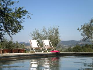 Villa in Umbria with pool and wi-fi - Otricoli vacation rentals