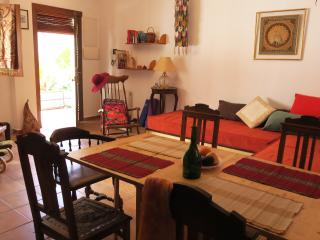 2-Bedroom Albaicin Patio Flat WIFI Free Parking - Granada vacation rentals