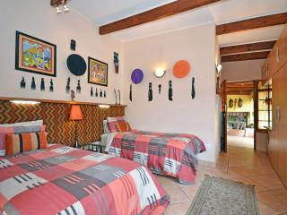 Umlilo-Fire Room 4 Cherry Tree Cottage B&B - Randburg vacation rentals