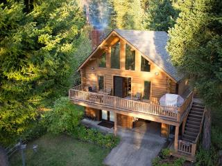 Log Cabin Sleeps 10 with Dock on Flathead Lake - Polson vacation rentals