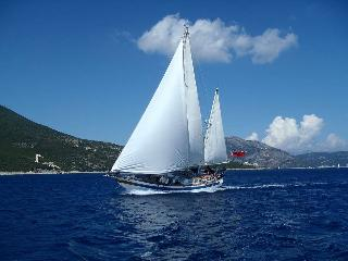 Classic Yacht in St Lucia. Unique Property! - Port Elizabeth vacation rentals