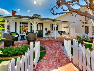 Corona Del Mar Charmer, Sleeps 6 - Newport Beach vacation rentals