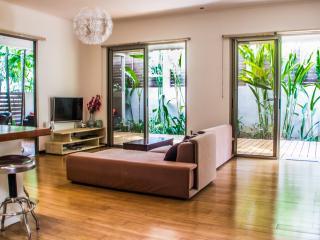 Modern LOFT style villa step from the best beach - Santa Teresa vacation rentals