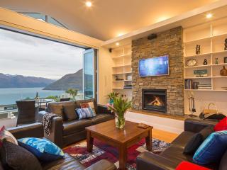 Mountain Vista, luxury Queenstown holiday home - Queenstown vacation rentals