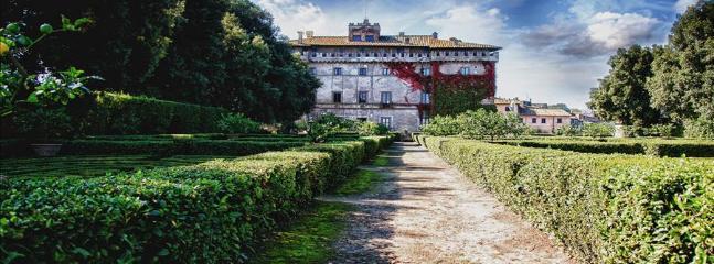 Historic Renaissance Castle with 7 Bedrooms, 7 Bathrooms, Splendid Gardens - Image 1 - Vignanello - rentals