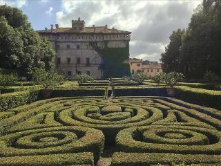 Historic Renaissance Castle with 7 Bedrooms, 7 Bathrooms, Splendid Gardens, - Vignanello vacation rentals