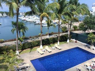 Comfortable Condo at Nuevo Vallarta Marina - Nuevo Vallarta vacation rentals