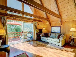 Heavenly, dog-friendly A-Frame with several decks - it's like two cabins in one! - Idyllwild vacation rentals