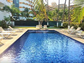 Relaxed and warm 2 bedroom condo at La Marina - Nuevo Vallarta vacation rentals