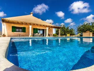 Villa with pool and Wifi close to the beach - Ses Salines vacation rentals