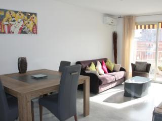 Le Richelmi: 2 beds flat, ac, wifi, parking, Port - Nice vacation rentals