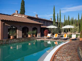 Villa Etrusca !!!EARLY BOOKING DISCOUNT!!! - Montaione vacation rentals