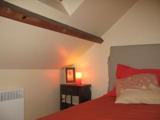 Chez Mitzou, chambre mansardée Jules Verne, 1 personne - Amiens vacation rentals