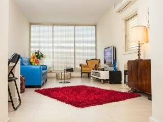 My Beautiful Tel Aviv apt. By the Beach ! Very special prices for February 9-21 - Tel Aviv vacation rentals