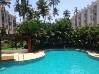 Goa-5 star location, Beach proximity,safe & secure - Colva vacation rentals