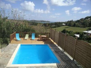Superbe emplacement avec Piscine et Vue Sur Mer - Le Vauclin vacation rentals