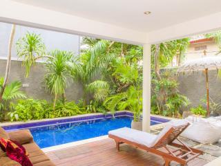 Elegant ComfortableThree Bed Villa Accommodates 8 - Seminyak vacation rentals