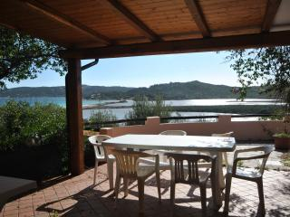 fantastic sea view 150 meters from the beach - Porto Taverna vacation rentals