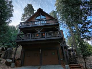 Pristine 3BR Lake Arrowhead Cedar Chalet w/ Access to Private Lake - Surrounded by National Forest - Lake Arrowhead vacation rentals