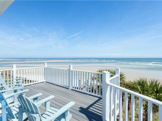 Welcome Home, 4 Bedrooms, Ocean Front, Elevator, Sleeps 12 - Saint Augustine vacation rentals