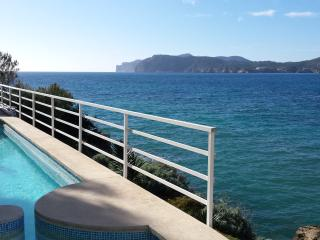 Lovely apartment with shared pool & sea front line - Santa Ponsa vacation rentals