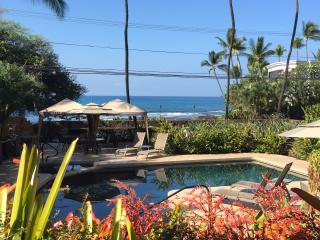 Tropical and enjoy the Ocean view! - Kailua-Kona vacation rentals