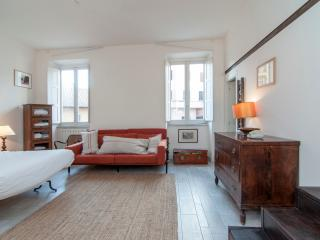 Via dei Fienaroli Roof Terrace - Rome vacation rentals