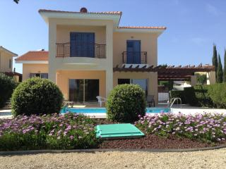 Beautiful 3 bedroom sea view villa, Lachi - Lachi vacation rentals
