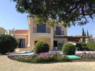 Beautiful 3 bedroom sea front villa, Lachi - Lachi vacation rentals