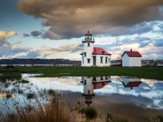 Point Robinson Lighthouse, Quarters A - Vashon vacation rentals