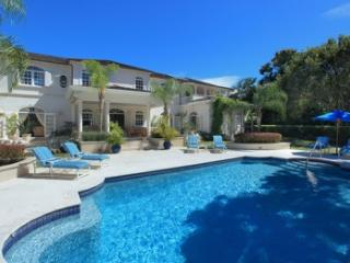 Spectacular 5 Bedroom Villa in Sandy Lane - Holetown vacation rentals