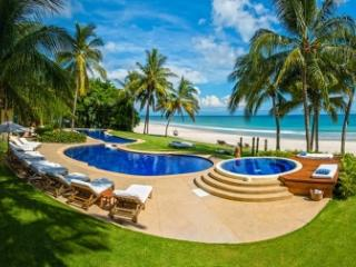 Beautiful 11 Bedroom Villa in Punta Mita - Punta del Burro vacation rentals